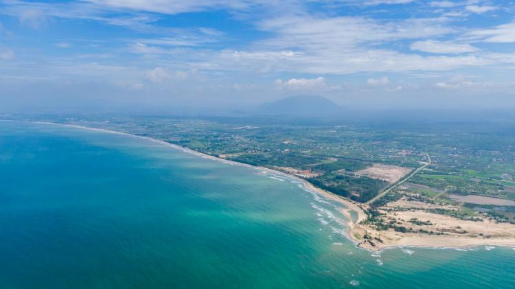 Bình Thuận kết nối cao tốc Phan Thiết - Dầu Giây về hướng biển